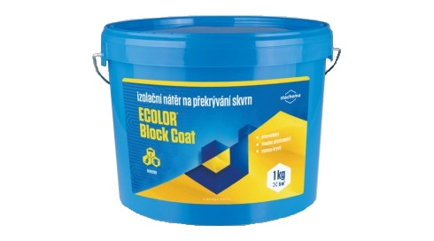 Stachema ECOLOR BLOCK COAT (7 kg)