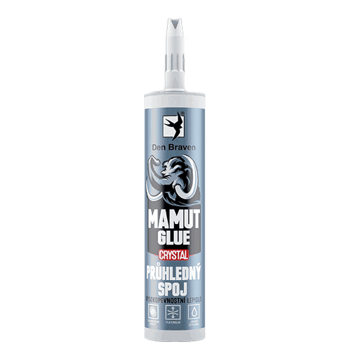 DenBraven Mamut glue High tack bílý 290 ml
